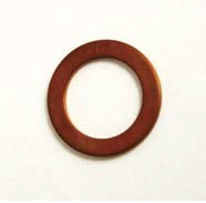 Washer Solid Copper - Female BSP